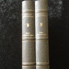 Libros de segunda mano: PEDACIO DIOSCORIDES ANAZARBEO ACERCA DE LA MATERIA MEDICINAL Y DE LOS VENENOS MORTIFEROS - LAGUNA. Lote 165872566