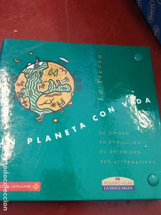 BJS.UN PLANETA CON VIDA.EDT, LA VANGUARDIA.BRUMART TU LIBRERIA. (Libros de Segunda Mano - Ciencias, Manuales y Oficios - Biología y Botánica)