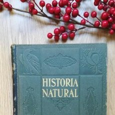 Libros de segunda mano: HISTORIA NATURAL. GEOLOGÍA.. Lote 166451762