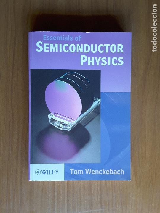 ESSENTIALS OF SEMICONDUCTOR PHYSICS (Libros de Segunda Mano - Ciencias, Manuales y Oficios - Física, Química y Matemáticas)