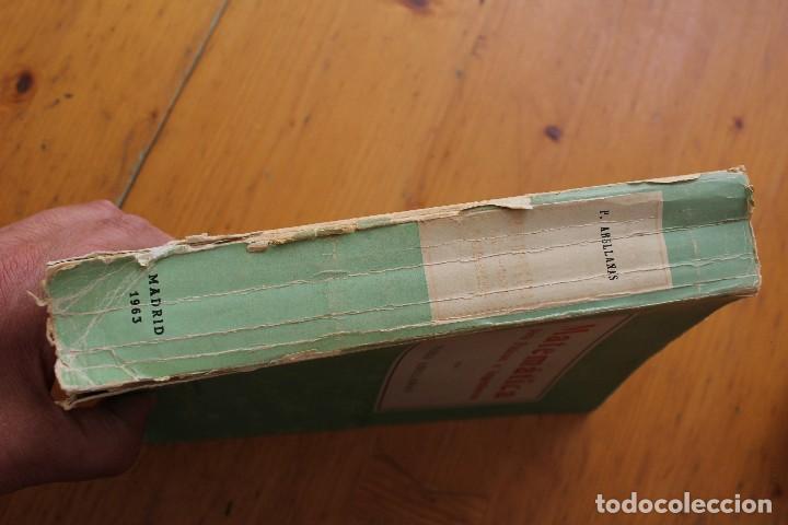 Libros de segunda mano de Ciencias: MATEMÁTICAS PARA FÍSICOS E INGENIEROS PEDRO ABELLANAS - Foto 2 - 167873444