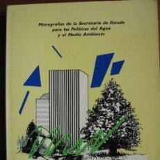 Libros de segunda mano: NATURALEZA EN LAS CIUDADES - MOPT. Lote 167941512