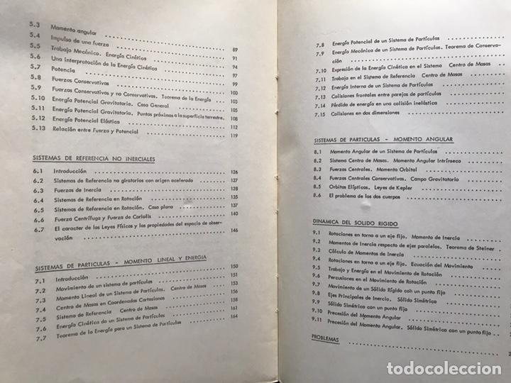 Libros de segunda mano de Ciencias: Física general tomo I: mecánica. Tomo II: termodinámica. Muy difícil - Foto 4 - 167979474