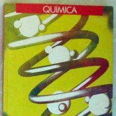 Libros de segunda mano de Ciencias: QUÍMICA C.O.U - J. MORCILLO RUBIO / M. FERNÁNDEZ GONZÁLEZ - ANAYA 1992 - VER DESCRIPCIÓN. Lote 168037280