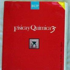 Libros de segunda mano de Ciencias: FÍSICA Y QUÍMICA 3º BUP - ED. MAGISTERIO CASALS - VER INDICE. Lote 168039972