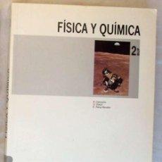 Libros de segunda mano de Ciencias: FÍSICA Y QUÍMICA 2 BUP - A. CAAMAÑO / D. OBACH / E. PÉREZ-RENDÓN - ED. TEIDE 1997 - VER INDICE. Lote 168040868
