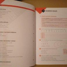 Libros de segunda mano de Ciencias: EJERCICIOS DE MATEMÁTICAS APLICADAS A LAS CIENCIAS SOCIALES 1. NÚMEROS Y ÁLGEBRA .ANAYA. Lote 168047258