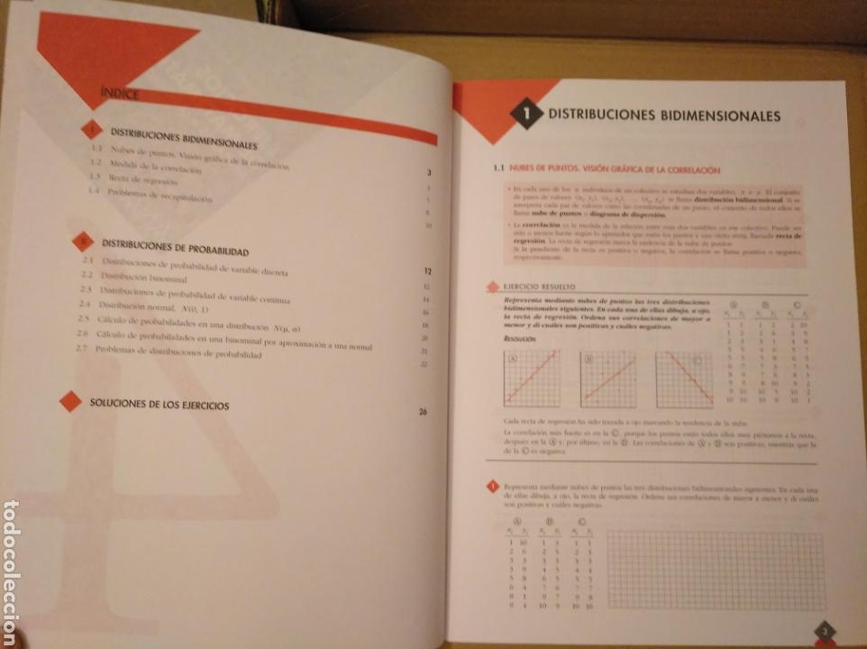 EJERCICIOS DE MATEMÁTICAS APLICADAS A LAS CIENCIAS SOCIALES. ESTADÍSTICA Y PROBABILIDAD I 1. ANAYA (Libros de Segunda Mano - Ciencias, Manuales y Oficios - Física, Química y Matemáticas)