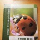 Libros de segunda mano: EL MUNDO DE LOS ANIMALES. ANIMALES DEL SUELO Y EL SUBSUELO (NAUTA). Lote 168118344