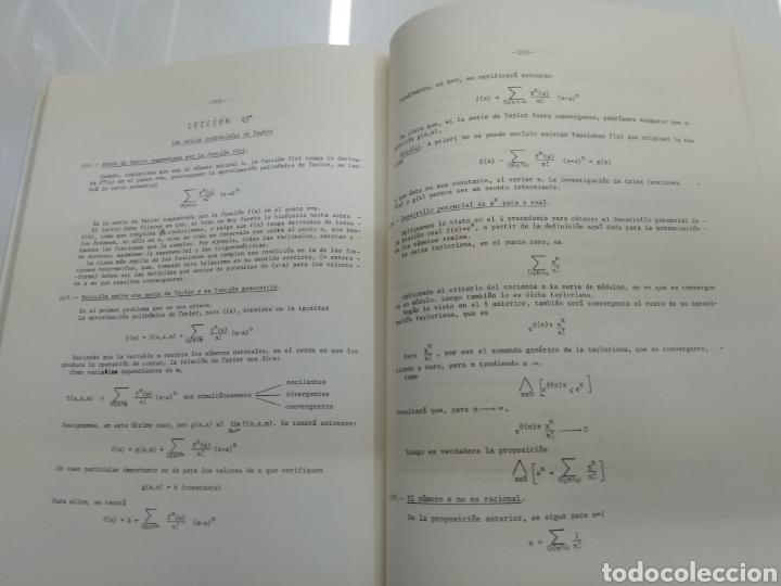 Libros de segunda mano de Ciencias: LA SINFONÍA DEL INFINITO Y ya en el paraiso de Euler NORBERTO CUESTA DUTARI ED. UNIV. De Salamanca - Foto 7 - 168476002