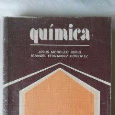 Libros de segunda mano de Ciencias: QUÍMICA ANAYA MANUALES DE ORIENTACIÓN UNIVERSITARIA. Lote 169233054