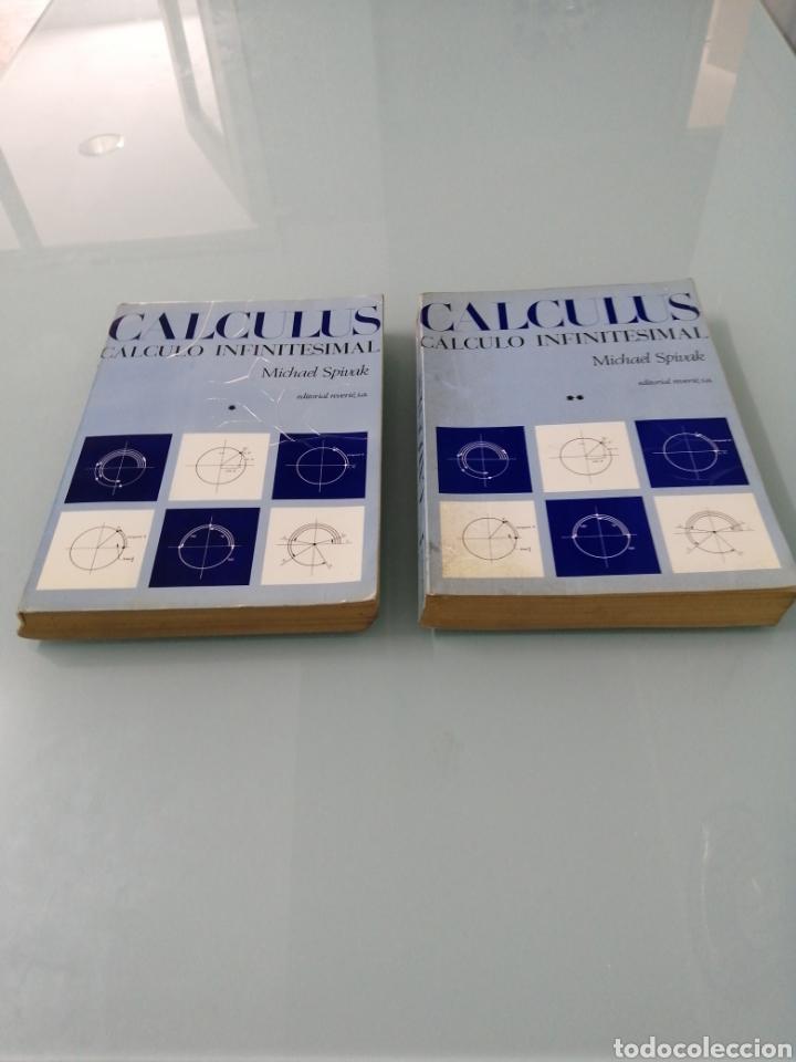 CALCULUS. MICHAEL SPIVAK. PRIMERA EDICIÓN. 1970. LIBRO GENIAL DE CÁLCULO INFINITESIMAL. (Libros de Segunda Mano - Ciencias, Manuales y Oficios - Física, Química y Matemáticas)