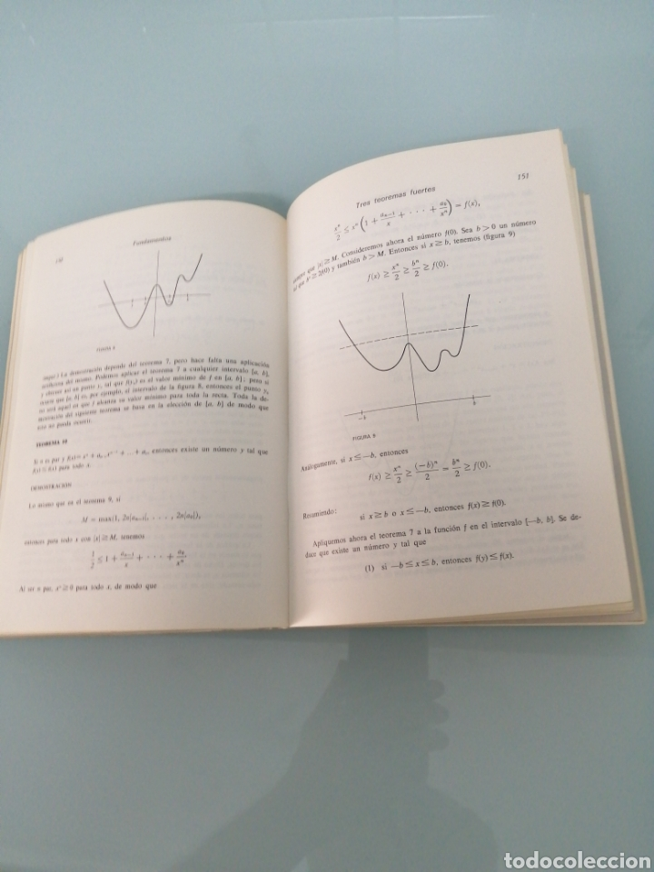 Libros de segunda mano de Ciencias: CALCULUS. MICHAEL SPIVAK. Primera edición. 1970. Libro genial de Cálculo Infinitesimal. - Foto 7 - 169379188