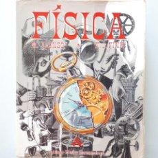 Libros de segunda mano de Ciencias: FÍSICA / MARCELO ALONSO & EDWARD J. FINN / ADDISON-WESLEY IBEROAMERICANA 1995. Lote 169683740