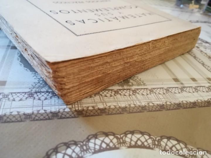 Libros de segunda mano de Ciencias: Matemáticas y sus complementos. Ejercicios prácticos - 1952 - Foto 5 - 169910276