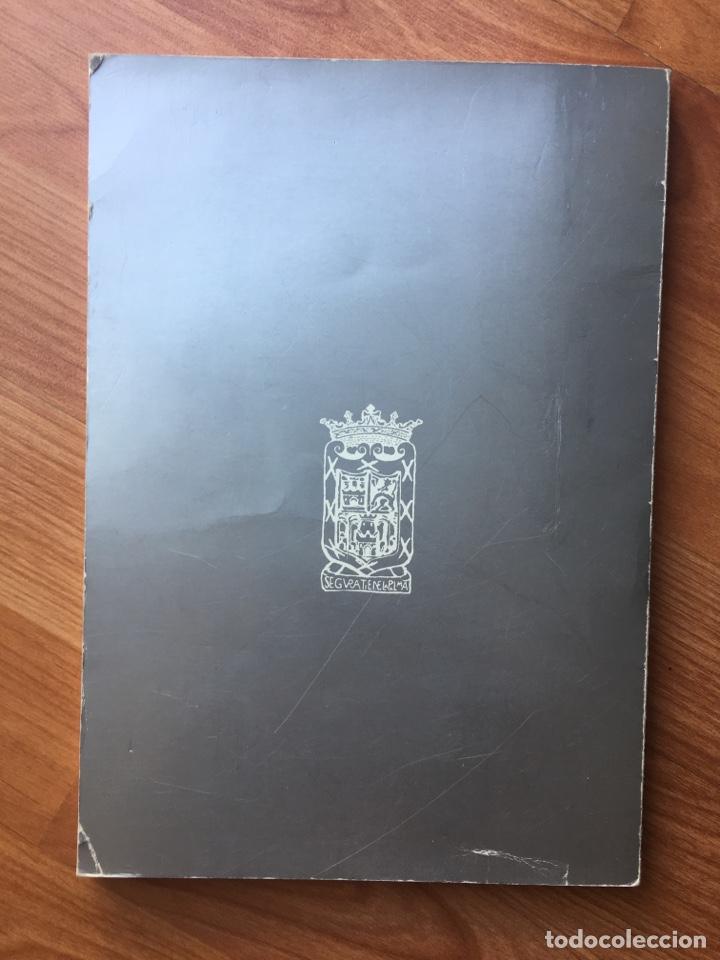 Libros de segunda mano: LAS DUNAS DE MASPALOMAS: GEOLOGIA E IMPACTO DEL ENTORNO. universidad politécnica las Palmas - Foto 2 - 169951152