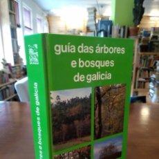 Livres d'occasion: GUÍA FAS ÁRBORES E BOSQUES DE GALICIA. VV.AA. Lote 169968500