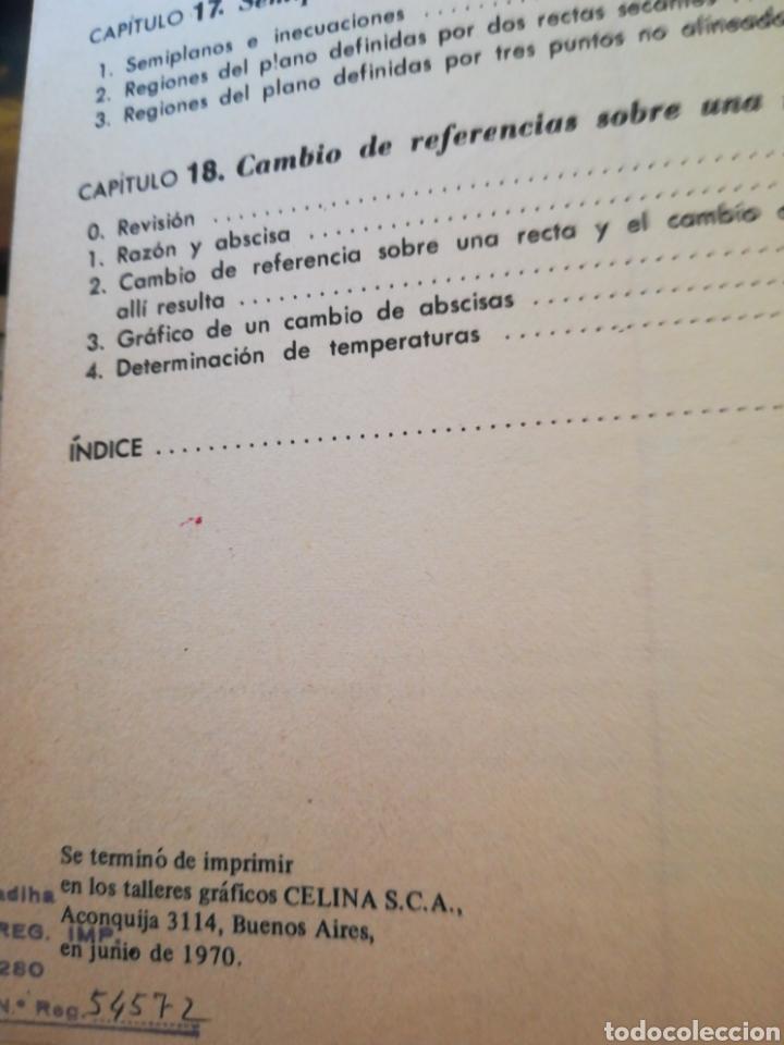 Libros de segunda mano de Ciencias: Matemática moderna - Papy - Editorial Universitaria de Buenos Aires 1970 - Foto 6 - 170006960