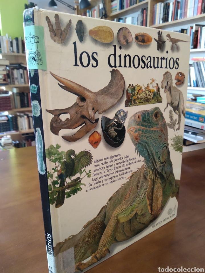 LOS DINOSAURIOS (Libros de Segunda Mano - Ciencias, Manuales y Oficios - Biología y Botánica)