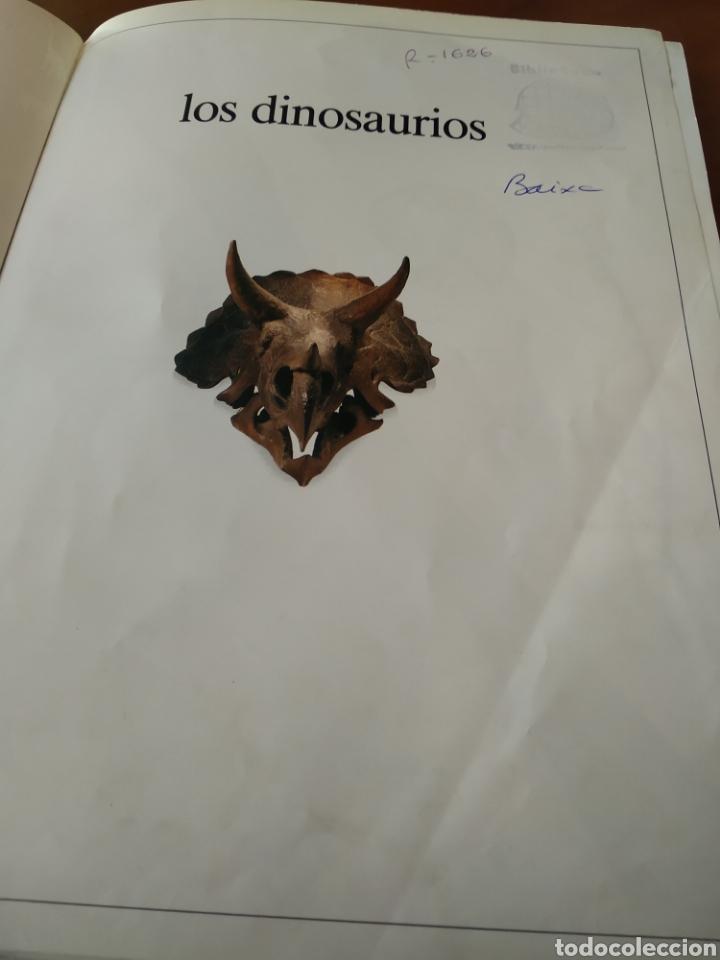 Libros de segunda mano: LOS DINOSAURIOS - Foto 2 - 170068981