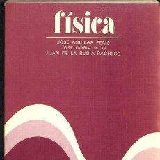 Libros de segunda mano de Ciencias: FÍSICA COU. Lote 170186732