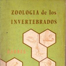 Libros de segunda mano: BARNES . ZOOLOGÍA DE LOS INVERTEBRADOS (INTERAMERICANA, 1972) . Lote 170289268