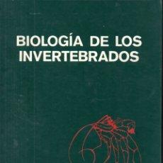 Libros de segunda mano: GARDINER . BIOLOGÍA DE LOS INVERTEBRADOS (OMEGA, 1978) . Lote 170289812