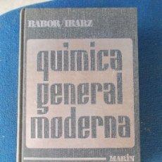Libros de segunda mano de Ciencias: QUIMICA GENERAL MODERNA. Lote 170512096