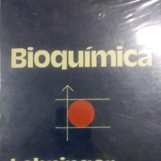 Libros de segunda mano de Ciencias: BIOQUIMICA - LEHNINGER. Lote 170568804