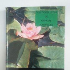 Libros de segunda mano: BOTÁNICA. COLECCIÓN UTEHA DE CIENCIAS NATURALES. - THÉRON, ANDRÉ. TDK385. Lote 170861600