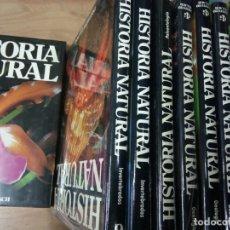 Libros de segunda mano: HISTORIA NATURAL 9 TOMOS GALLACH . Lote 171055062