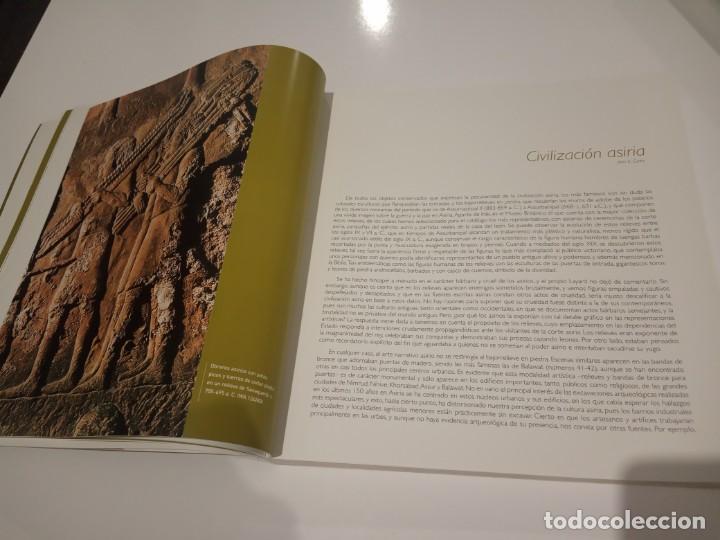 Libros de segunda mano: LIBRO ARTE E IMPERIO TESOROS ASIRIOS DEL BRITISH MUSEUM - Foto 3 - 171281110