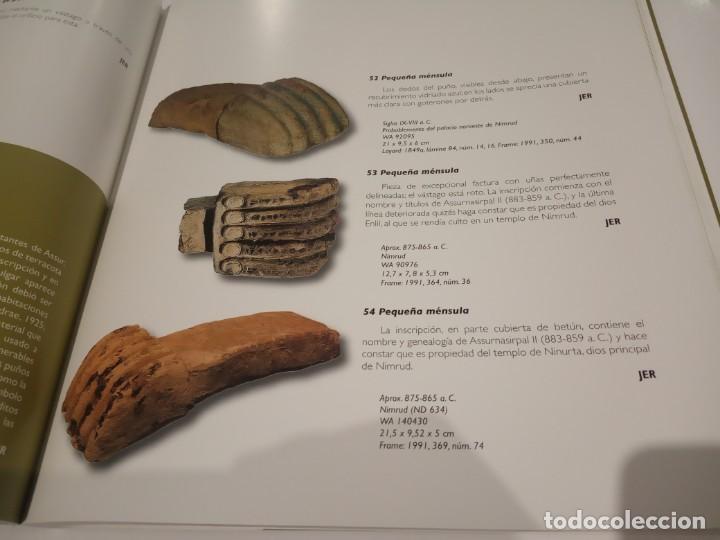 Libros de segunda mano: LIBRO ARTE E IMPERIO TESOROS ASIRIOS DEL BRITISH MUSEUM - Foto 5 - 171281110