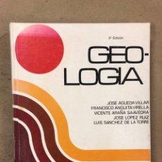 Livros em segunda mão: GEOLOGÍA. VV.AA.. EDITORIAL RUEDA 1983. TAPA DURA. ILUSTRADO. 528 PÁGINAS.. Lote 171340089