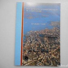 Libros de segunda mano: MAPA GEOTÉCNICO Y DE RIESGOS GEOLÓGICOS DE LA CIUDAD DE VIGO.ESCALA 1:25.000 Y 1:5.000 Y95196. Lote 171412204