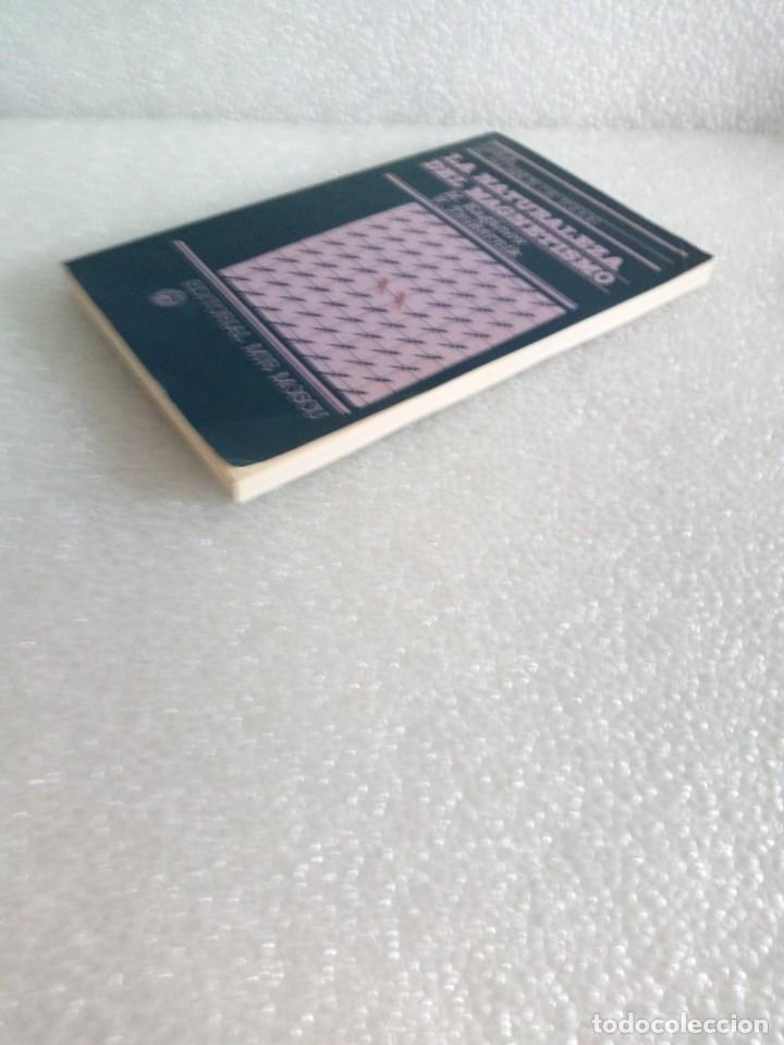 Libros de segunda mano de Ciencias: LA NATURALEZA DEL MAGNETISMO / M. Kagánov - V. Tsukérnik MIR - Foto 2 - 171487642