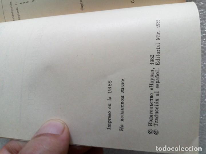 Libros de segunda mano de Ciencias: LA NATURALEZA DEL MAGNETISMO / M. Kagánov - V. Tsukérnik MIR - Foto 4 - 171487642