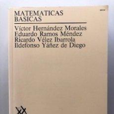 Libros de segunda mano de Ciencias: MATEMATICAS BASICAS (CURSO DE ACCESO DIRECTO). Lote 166436774