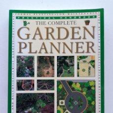 Libros de segunda mano: THE COMPLETE GARDEN PLANNER, PETER MCHOY. Lote 171597307