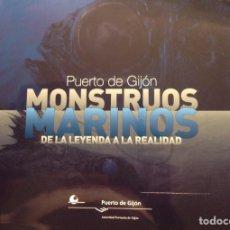 Libros de segunda mano: MONSTRUOS MARINOS. Lote 171597608