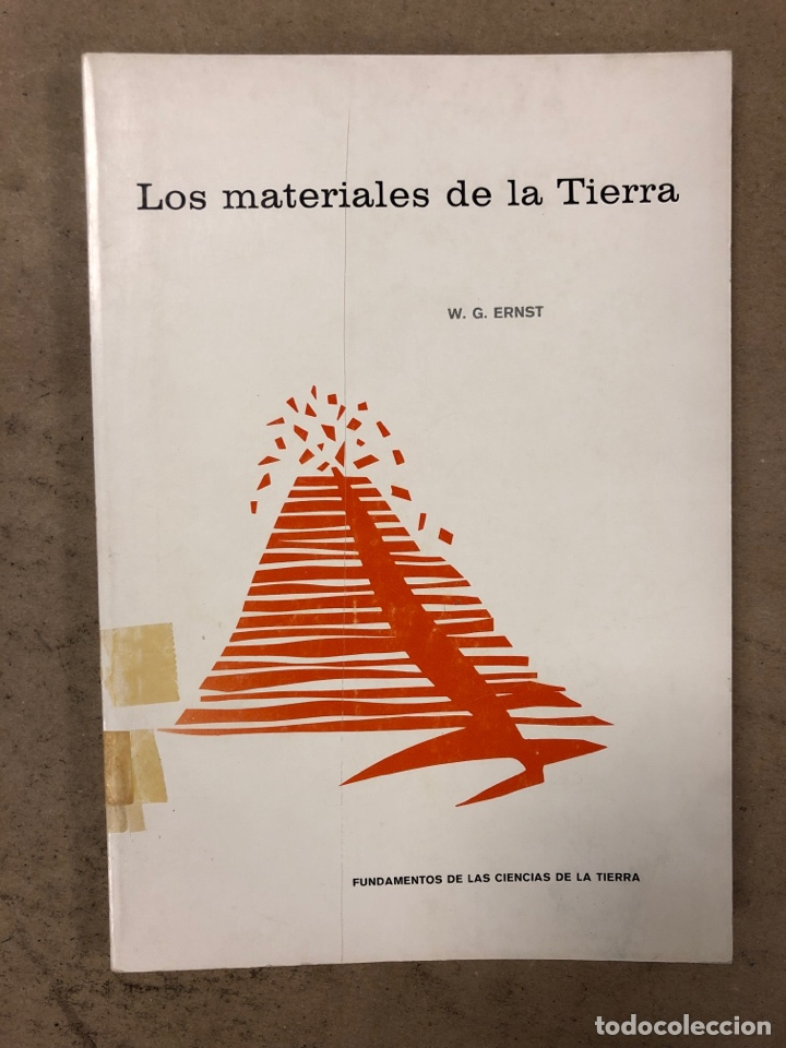 Libros de segunda mano: LOTE 5 LIBROS COLECCIÓN FUNDAMENTOS DE LAS CIENCIAS DE LA TIERRA DE EDICIONES OMEGA. - Foto 2 - 171599452