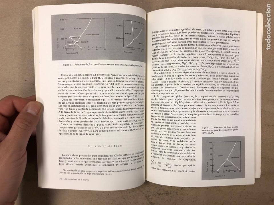 Libros de segunda mano: LOTE 5 LIBROS COLECCIÓN FUNDAMENTOS DE LAS CIENCIAS DE LA TIERRA DE EDICIONES OMEGA. - Foto 5 - 171599452