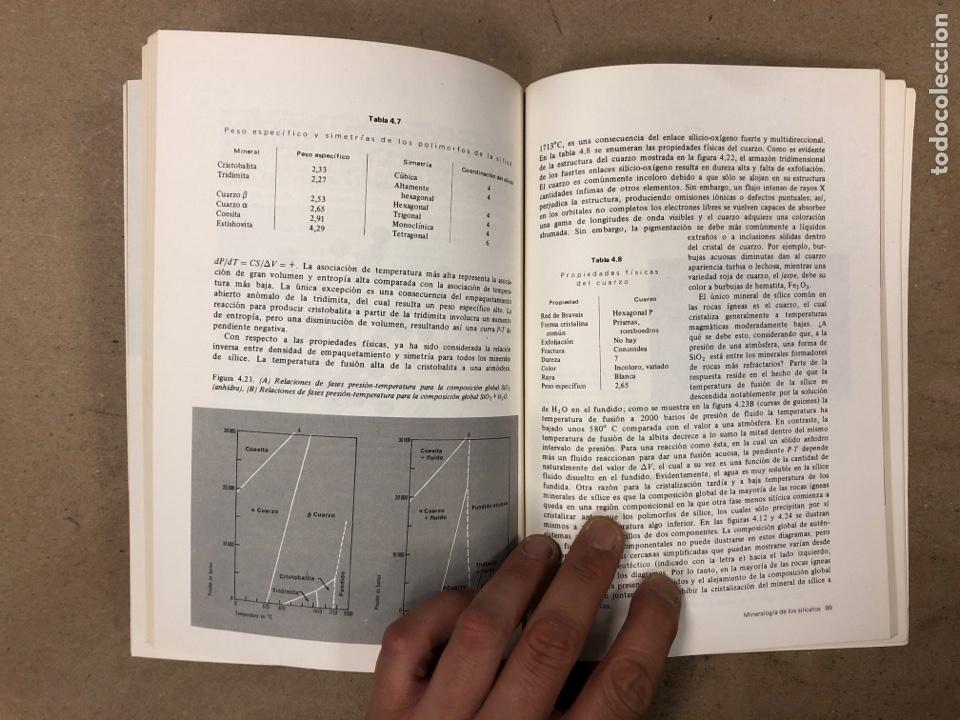 Libros de segunda mano: LOTE 5 LIBROS COLECCIÓN FUNDAMENTOS DE LAS CIENCIAS DE LA TIERRA DE EDICIONES OMEGA. - Foto 6 - 171599452