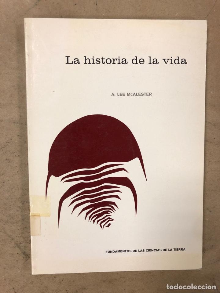 Libros de segunda mano: LOTE 5 LIBROS COLECCIÓN FUNDAMENTOS DE LAS CIENCIAS DE LA TIERRA DE EDICIONES OMEGA. - Foto 8 - 171599452