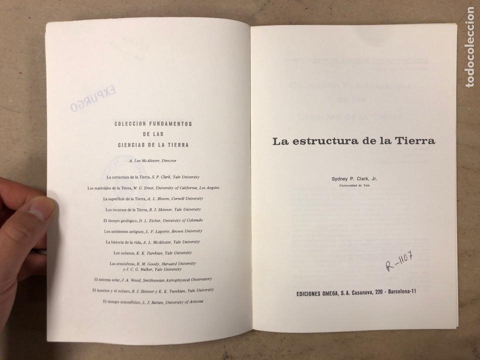 Libros de segunda mano: LOTE 5 LIBROS COLECCIÓN FUNDAMENTOS DE LAS CIENCIAS DE LA TIERRA DE EDICIONES OMEGA. - Foto 15 - 171599452