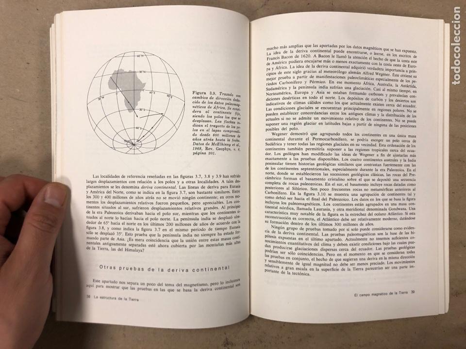 Libros de segunda mano: LOTE 5 LIBROS COLECCIÓN FUNDAMENTOS DE LAS CIENCIAS DE LA TIERRA DE EDICIONES OMEGA. - Foto 17 - 171599452