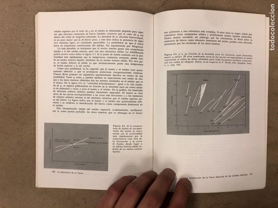 Libros de segunda mano: LOTE 5 LIBROS COLECCIÓN FUNDAMENTOS DE LAS CIENCIAS DE LA TIERRA DE EDICIONES OMEGA. - Foto 18 - 171599452