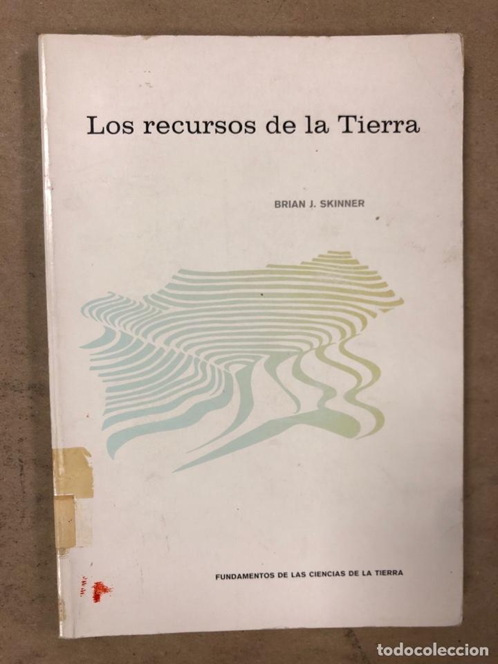 Libros de segunda mano: LOTE 5 LIBROS COLECCIÓN FUNDAMENTOS DE LAS CIENCIAS DE LA TIERRA DE EDICIONES OMEGA. - Foto 27 - 171599452