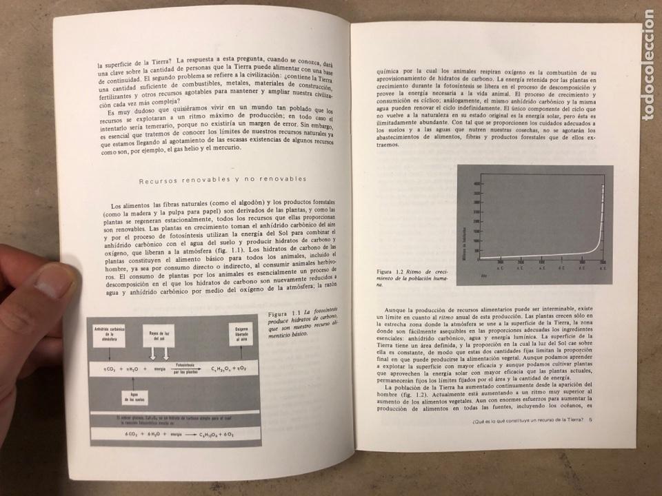 Libros de segunda mano: LOTE 5 LIBROS COLECCIÓN FUNDAMENTOS DE LAS CIENCIAS DE LA TIERRA DE EDICIONES OMEGA. - Foto 29 - 171599452