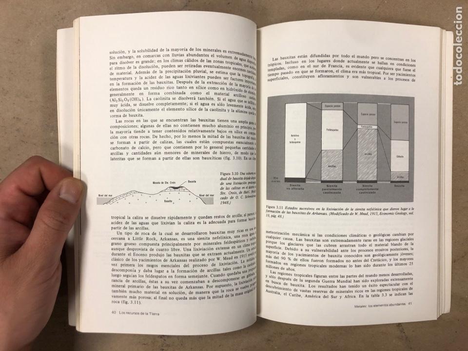Libros de segunda mano: LOTE 5 LIBROS COLECCIÓN FUNDAMENTOS DE LAS CIENCIAS DE LA TIERRA DE EDICIONES OMEGA. - Foto 30 - 171599452